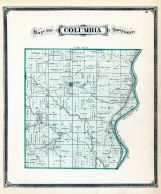 Columbia Township, Fayette County 1875